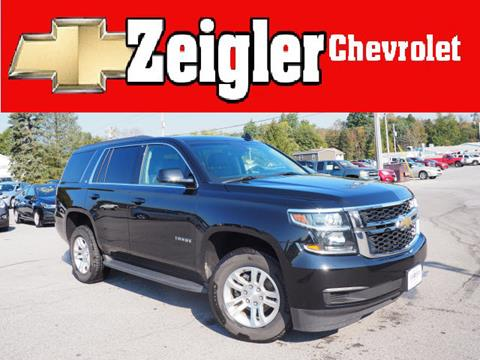 2017 Chevrolet Tahoe for sale in Claysburg, PA