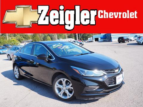 2017 Chevrolet Cruze for sale in Claysburg, PA