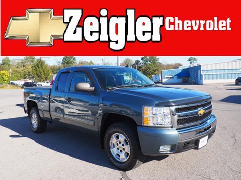 2011 Chevrolet Silverado 1500 for sale in Claysburg, PA