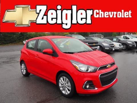 2016 Chevrolet Spark for sale in Claysburg, PA