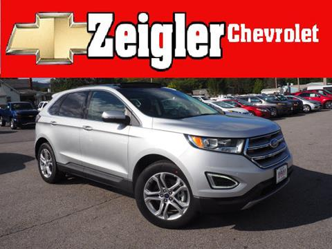 2017 Ford Edge for sale in Claysburg, PA