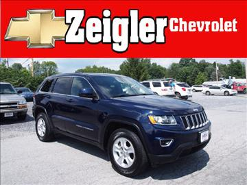 2014 Jeep Grand Cherokee for sale in Claysburg, PA