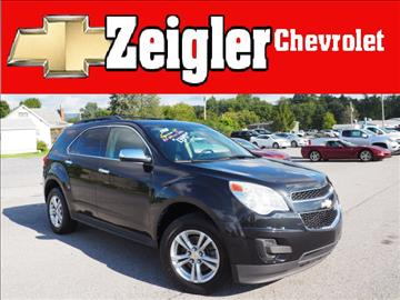 2010 Chevrolet Equinox for sale in Claysburg, PA