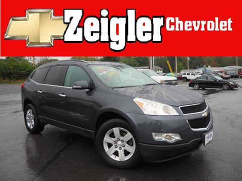 2011 Chevrolet Traverse for sale in Claysburg, PA