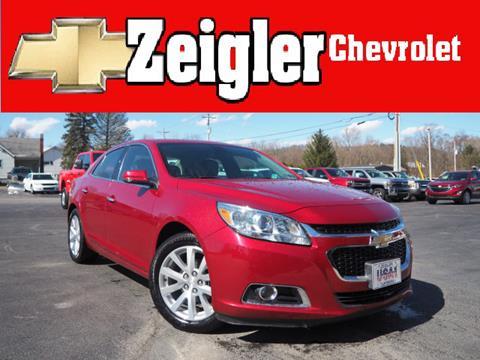 2014 Chevrolet Malibu for sale in Claysburg, PA