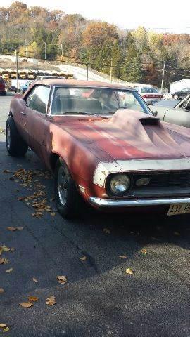 Used 1968 Chevrolet Camaro for sale - Carsforsale.com