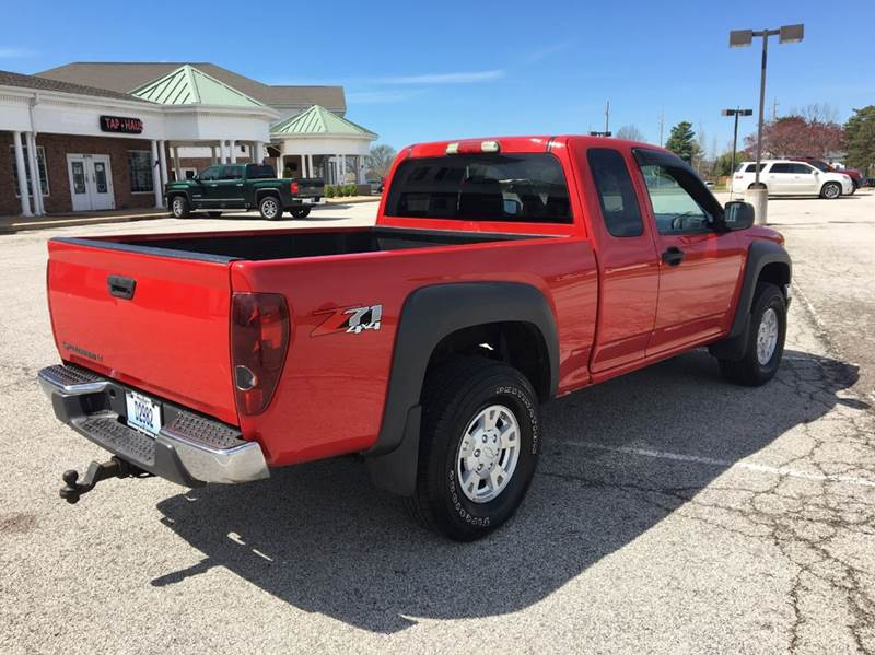 2007 Chevrolet Colorado LT 4dr Extended Cab 4WD SB - Imperial MO