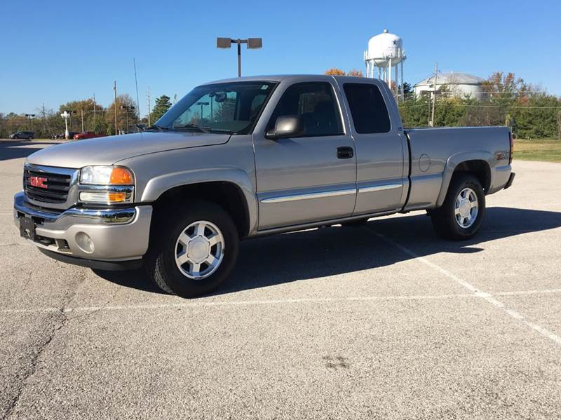 2005 gmc sierra 1500 sle 4dr extended cab 4wd sb in imperial mo gateway auto source. Black Bedroom Furniture Sets. Home Design Ideas