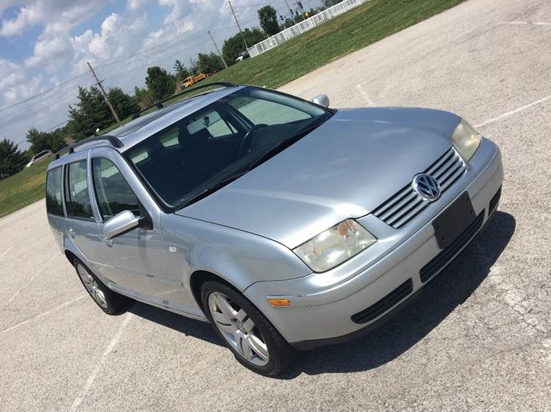 2004 Volkswagen Jetta 4dr GLS 1.8T Turbo Wagon - Imperial MO