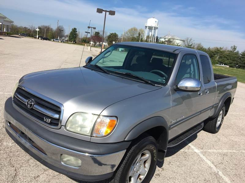 2002 Toyota Tundra 4dr Access Cab SR5 4WD SB V8 - Imperial MO