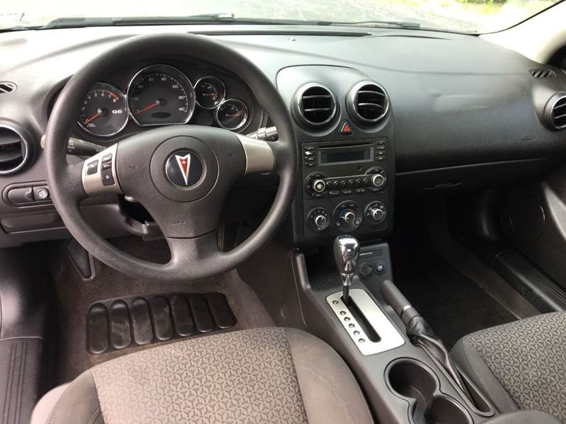 2008 Pontiac G6 4dr Sedan - Imperial MO