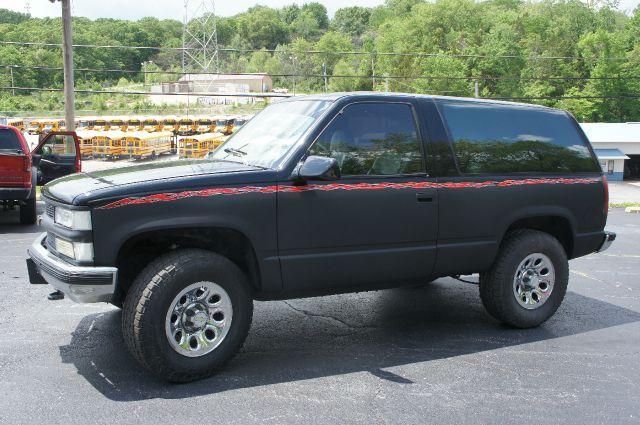 1992 Chevrolet Full Size Blazer