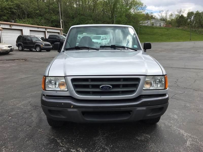 2003 Ford Ranger 2dr Standard Cab XL RWD SB - Imperial MO