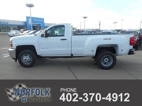 2017 Chevrolet Silverado 3500HD for sale in Norfolk, NE