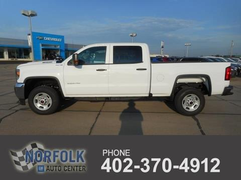 2018 GMC Sierra 2500HD for sale in Norfolk, NE