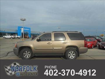 2007 GMC Yukon for sale in Norfolk, NE