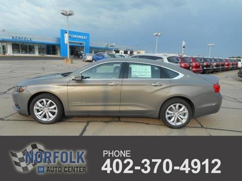 2018 Chevrolet Impala for sale in Norfolk, NE