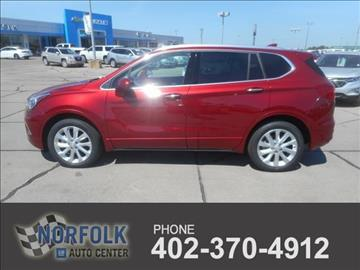 2017 Buick Envision for sale in Norfolk, NE
