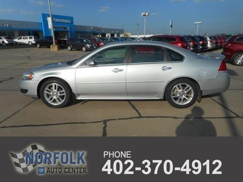 2015 Chevrolet Impala Limited for sale in Norfolk, NE