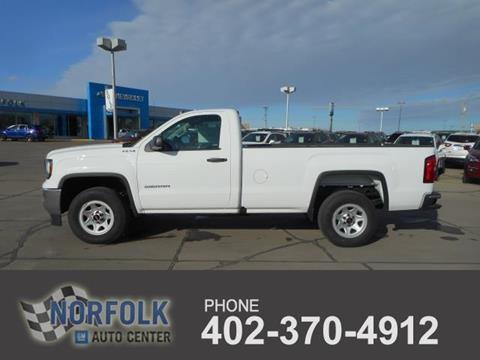 2017 GMC Sierra 1500 for sale in Norfolk, NE