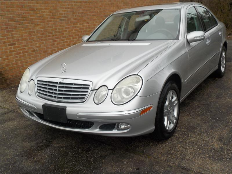 2005 mercedes benz e class for sale in north carolina for Mercedes benz nc