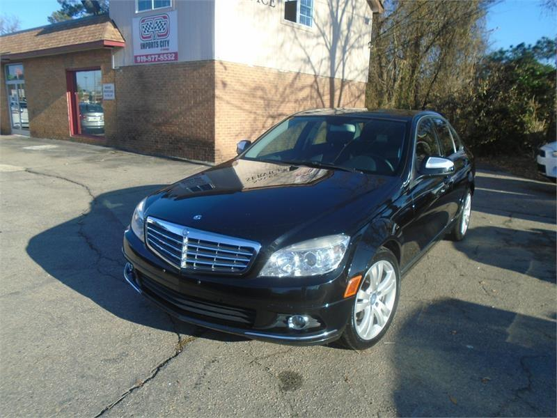 mercedes benz c class for sale in raleigh nc