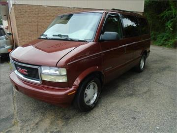 2000 Gmc Safari For Sale Carsforsale Com