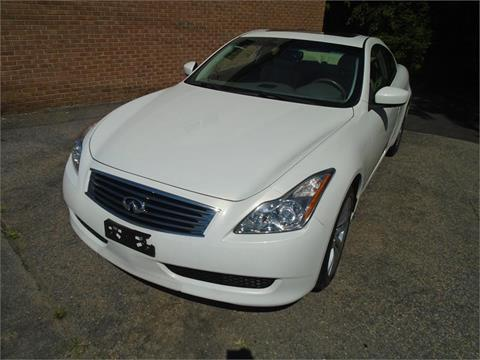2009 Infiniti G37 Coupe for sale in Raleigh, NC