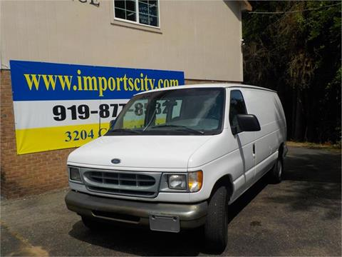 2000 Ford E-150 for sale in Raleigh, NC