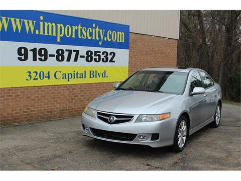 Acura TSX For Sale In North Carolina Carsforsalecom - Tsx acura for sale