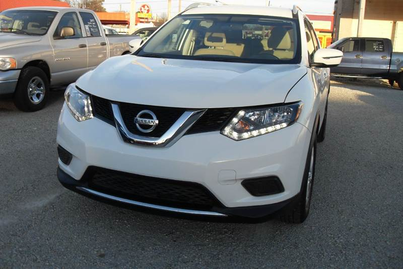 2016 Nissan Rogue SV 4dr Crossover - Paragould AR