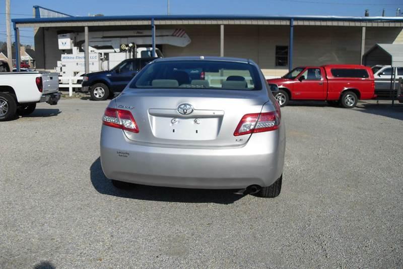 2011 Toyota Camry LE 4dr Sedan 6A - Paragould AR