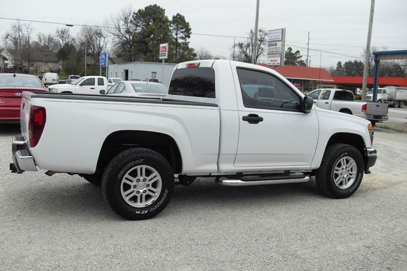 2012 GMC Canyon 4x4 SLE-1 2dr Regular Cab - Paragould AR