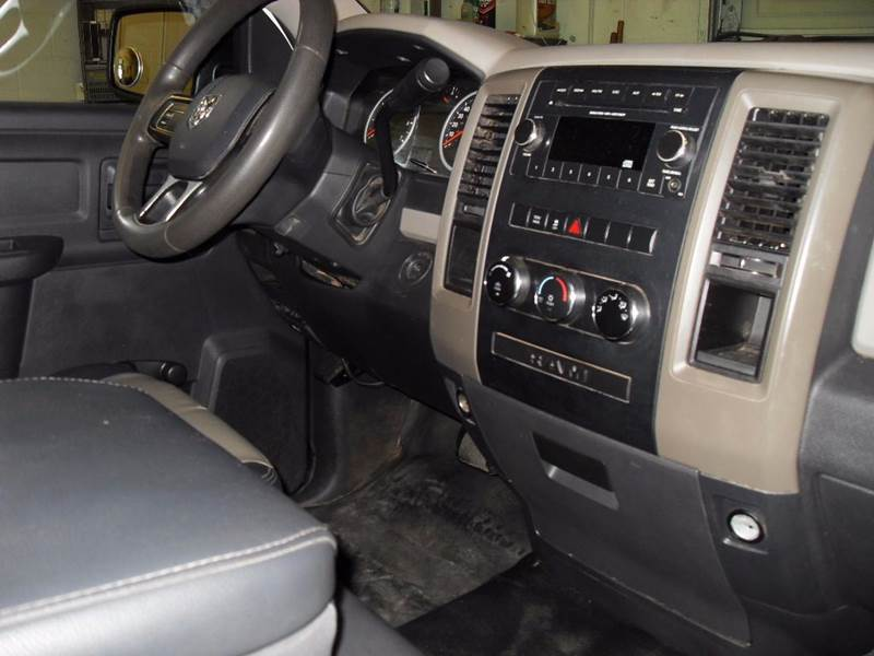 2012 RAM Ram Pickup 1500 4x2 ST 2dr Regular Cab 6.3 ft. SB Pickup - Paragould AR
