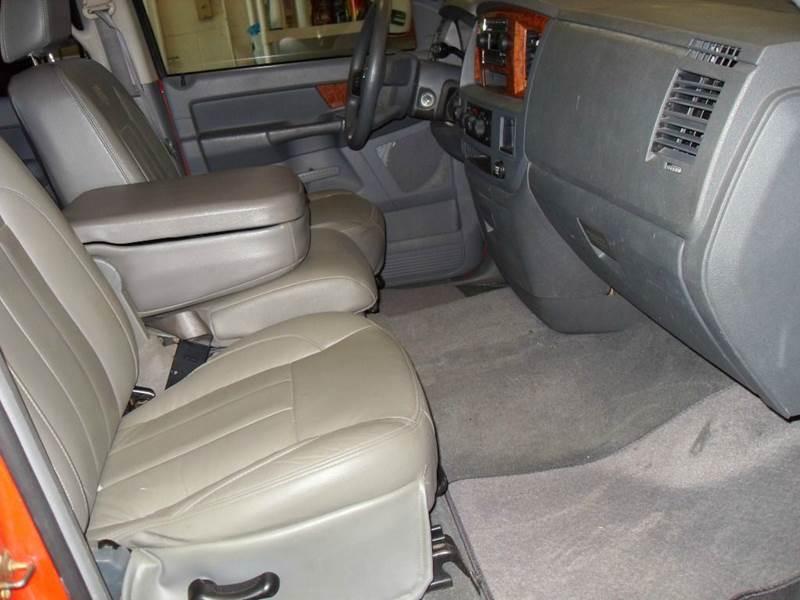 2006 Dodge Ram Pickup 1500 SLT 4dr Quad Cab 4WD SB - Paragould AR