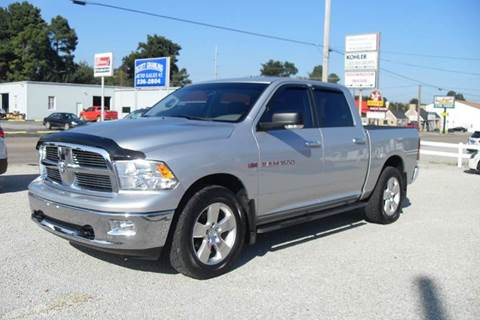 2012 RAM Ram Pickup 1500 for sale in Paragould, AR