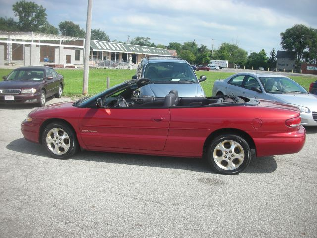 1999 chrysler sebring jxi 2dr convertible in maple heights. Black Bedroom Furniture Sets. Home Design Ideas