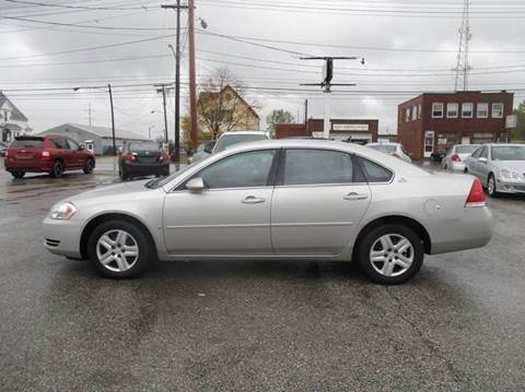 2006 Chevrolet Impala for sale in Maple Heights, OH