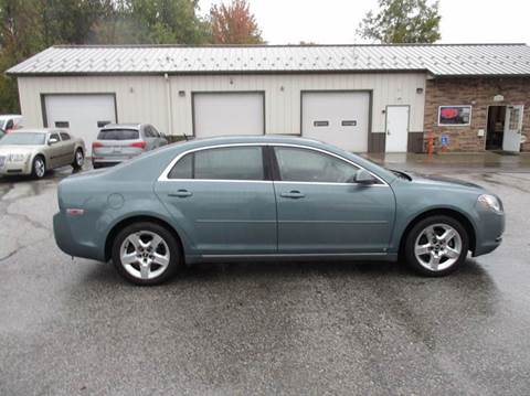 2009 Chevrolet Malibu for sale in Maple Heights, OH