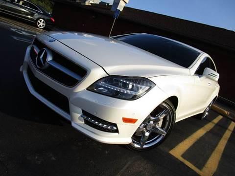2013 Mercedes-Benz CLS for sale in Detroit, MI