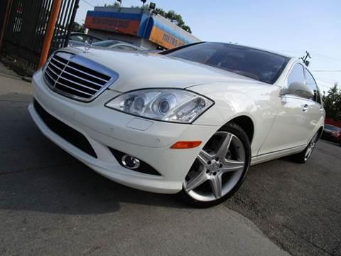 2007 Mercedes-Benz S-Class for sale in Detroit, MI