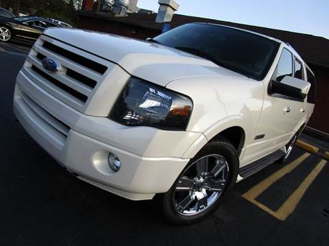 2007 Ford Expedition EL for sale in Detroit, MI