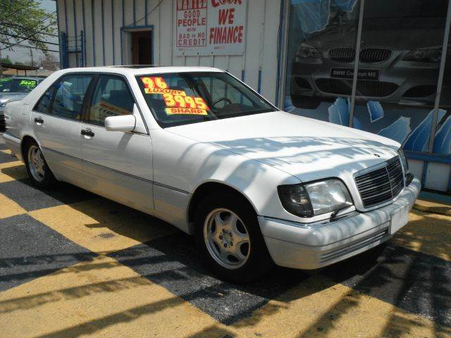 1996 mercedes benz s class for sale in chicago il for 1996 mercedes benz s500