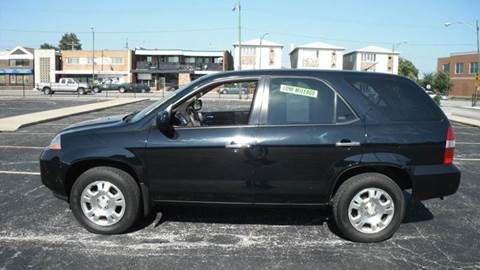2001 Acura MDX for sale in Chicago, IL
