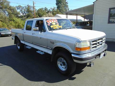 1997 Ford F-250 for sale in Roseville, CA