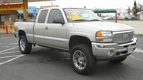 2006 GMC Sierra 1500 for sale in Roseville, CA