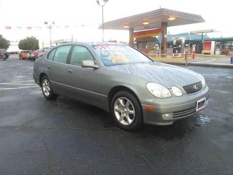 2001 Lexus GS 300 for sale in Roseville, CA