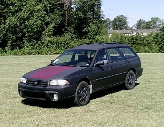 1996 Subaru Legacy Outback Awd