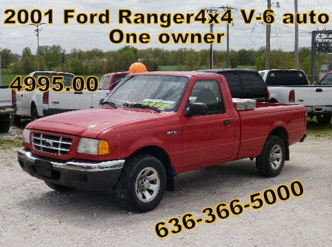 Used 2001 ford ranger for sale for Thoroughbred motors florence sc
