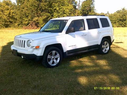 2011 Jeep Patriot for sale in Moscow Mills, MO
